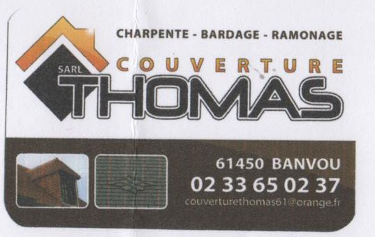 COUVERTURE THOMAS